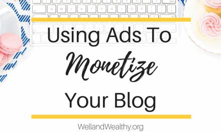 The Basics Of Blogging Ads: A guide to putting ads on your blog