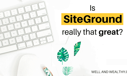 What's so good about SiteGround? A SiteGround review for non-techy folk!