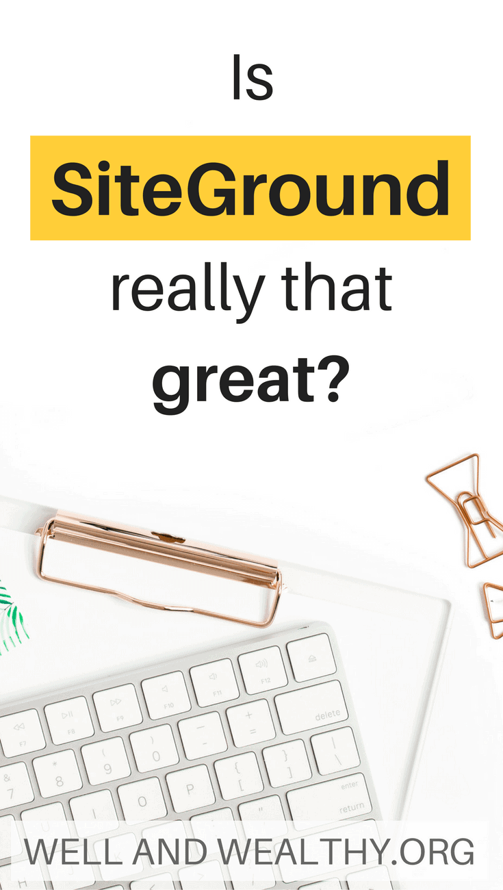 Ever wondered why everyone raves about SiteGround blog hosting for WordPress. In this review I explain why they are so awesome in a non-techy way! | Start a blog | Start a money making blog | SiteGround blog hosting | SiteGround WordPress hosting | Set up a blog | SiteGround review | Which hosting to use | SiteGround versus Bluehost | SiteGround vs Bluehost | Hosting your website |