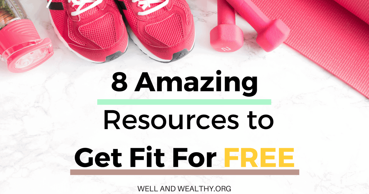 8 amazing resources to get fit for FREE