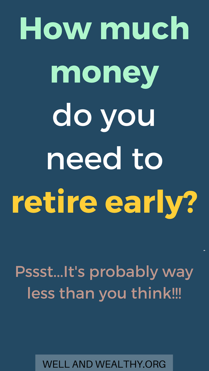 Want to retire early and quit your job? Who doesn't! Introducing early retirement and financial independence, plus the stunningly simple math behind it all. So if you want to learn how to retire early, be debt free or want some financial independence tips then this blog post should give you everything you need to know to reach financial freedom. So get planning because you're about to find out how to retire early and travel, volunteer or do whatever you want with all that free time! #retireearly #earlyretirement #financialindependence #personalfinance