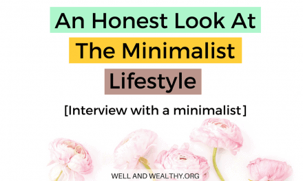 An Honest Look At The Minimalist Lifestyle –  Can it really work?