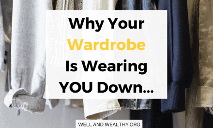 Why Your Wardrobe Is Wearing You Down (Is it time to declutter your clothes?)