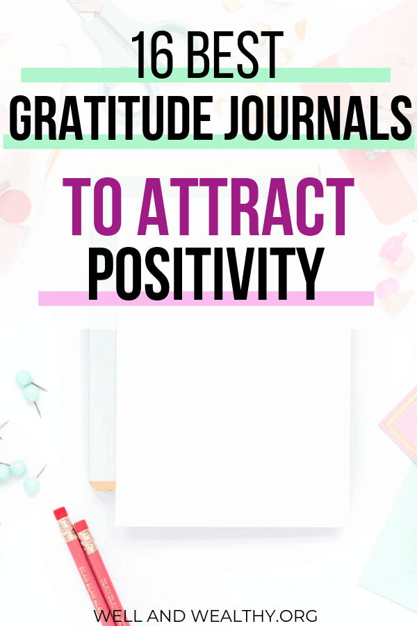 Best Gratitude Journal
