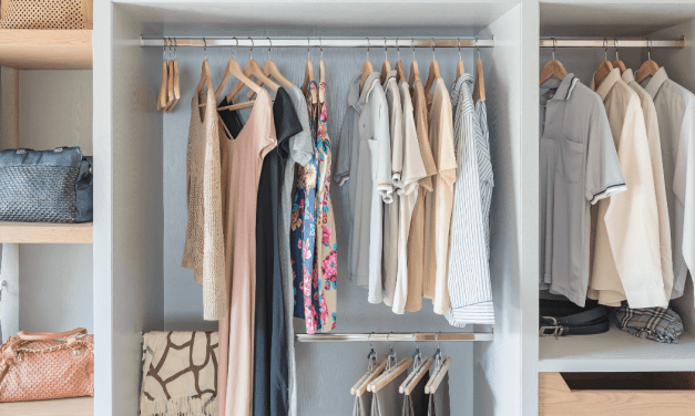 10 Easy Steps to Organize Your Closet Like a Pro [In One Afternoon]